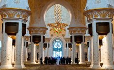 Prayer in a mosque without Adhan
