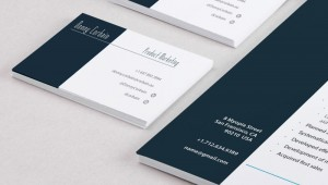 Business cards size indesign for Indesign business card size
