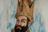 The King Mahmud of Ghazni