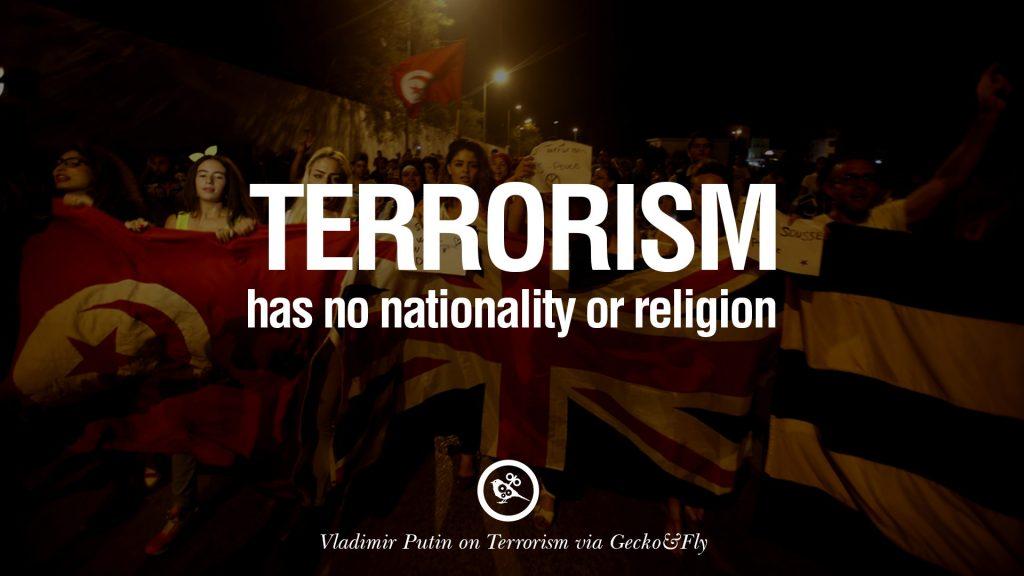 World terrorism essay