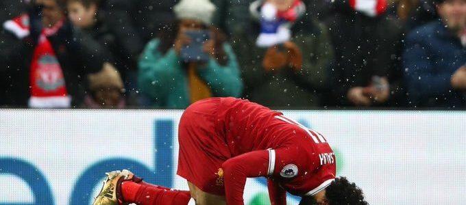Why Does Mohamed Salah Make Prostration After Scoring Goals?
