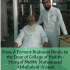 An Ex-Brahmin as a Dean of the College of Hadith