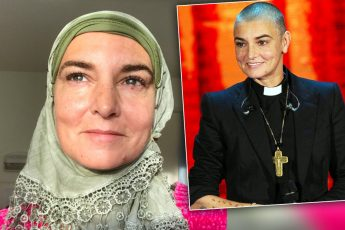 Sinead O'Connor Reverts to Islam